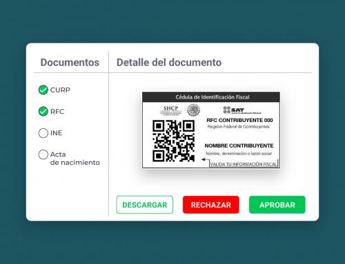 Valida documentación de tus proveedores desde el portal